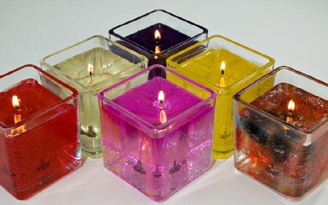 Как сделать свечной гель в домашних условиях