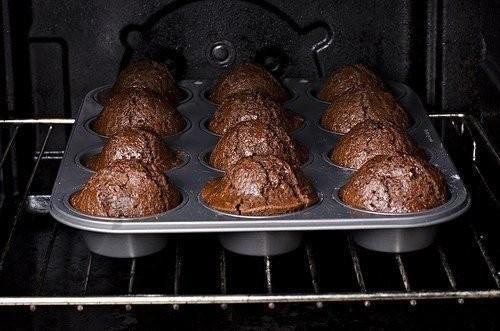Как готовить простой кексы