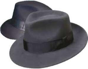 Мужскиe шляпы Продолжение