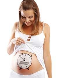 Как определить срок беременности