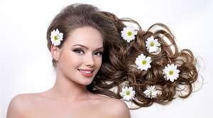 Окрашивание волос народными средствами