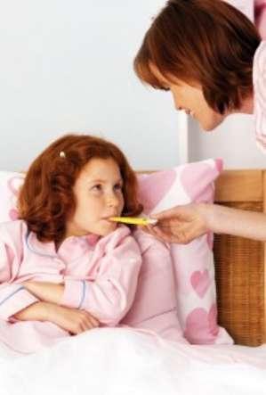 Лихорадкофобия, или почему не нужно сбивать температуру?