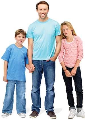 Ребенок и папа. Ролевые игры