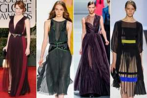 Модный прогноз: соблазнительные складки