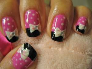Роскошные ногти 2011