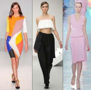«Лондонский стиль»: модные тенденции весенне-летнего сезона 2013
