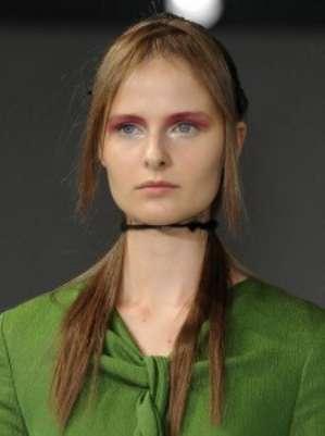 От пастельного до фуксии: розовые тени для глаз 2013