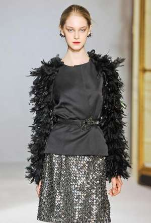 Текстурированные рукава в стиле «горилла» - модный осенне-зимний тренд
