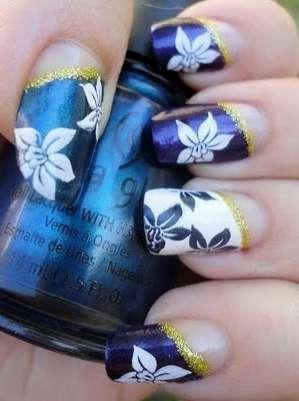 Прелестные идеи дизайна ногтей