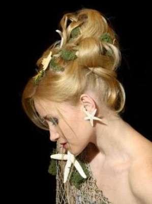 Идеи модных женственных аксессуаров для волос