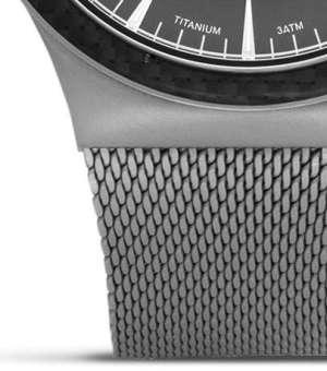 Основы стиля. Часы с миланским сетчатым браслетом