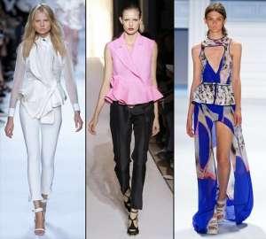 Модный тренд баска. Как и с чем сочетать модную деталь