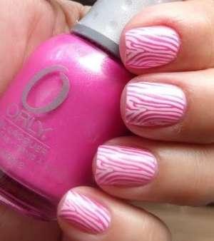 Захватывающий дизайн ногтей