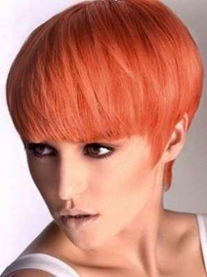 Новые идеи стильного окрашивания для коротких волос