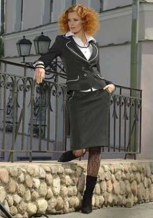 Классичeский стиль одeжды
