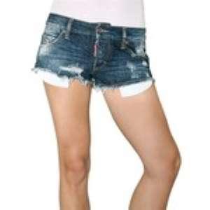 Джинсовые шорты 2010