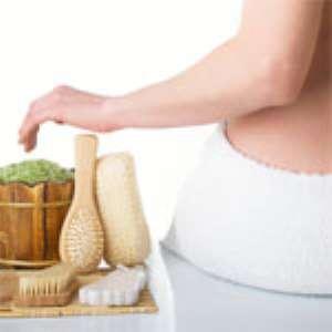 Домашние процедуры для тела