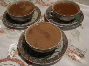 Про чай, кофе и горячий шоколад