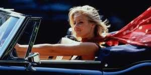 Женщина за рулем. Сохраняем спокойствие