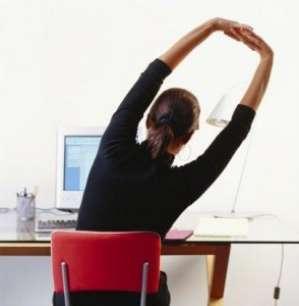 Как сохранить здоровье в офисе?
