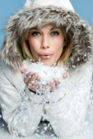Как ухаживать за лицом зимой?