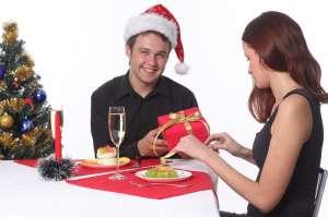 Как встретить Новый Год вдвоем?