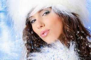 Косметика зимой
