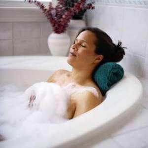 Лечебные ванны для кожи