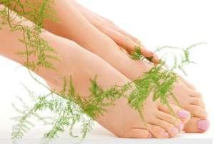 Как лечить ногти на ногах?