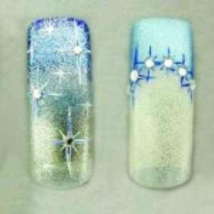 Новогодний дизайн ногтей 2011