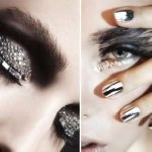 Новогодний макияж 2013