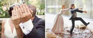 Приятные хлопоты перед свадьбой