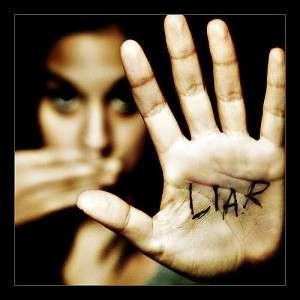 Признаки лжи
