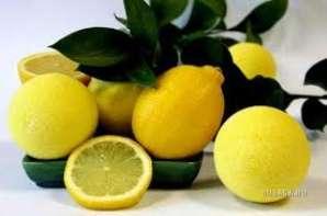 Сок лимона - на страже красоты