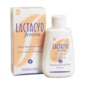 Средство для интимной гигиены Lactacyd Femina. Отзыв