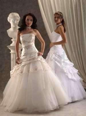 Главный аксессуар невесты: свадебное платье