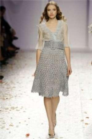 Вязаная мода 2010