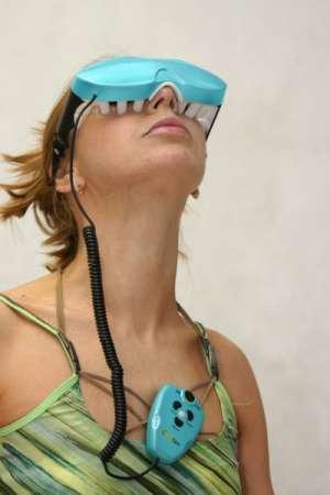 Секретное оружие – массажные очки для глаз