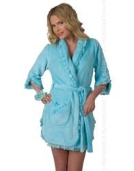 Какие бывают женские халаты