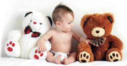 Нужны ли ребенку мягкие игрушки?