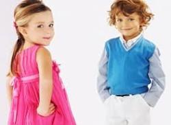 Мир детской одежды