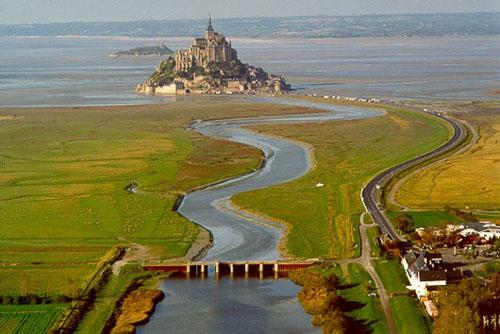 Нормандия во Франции