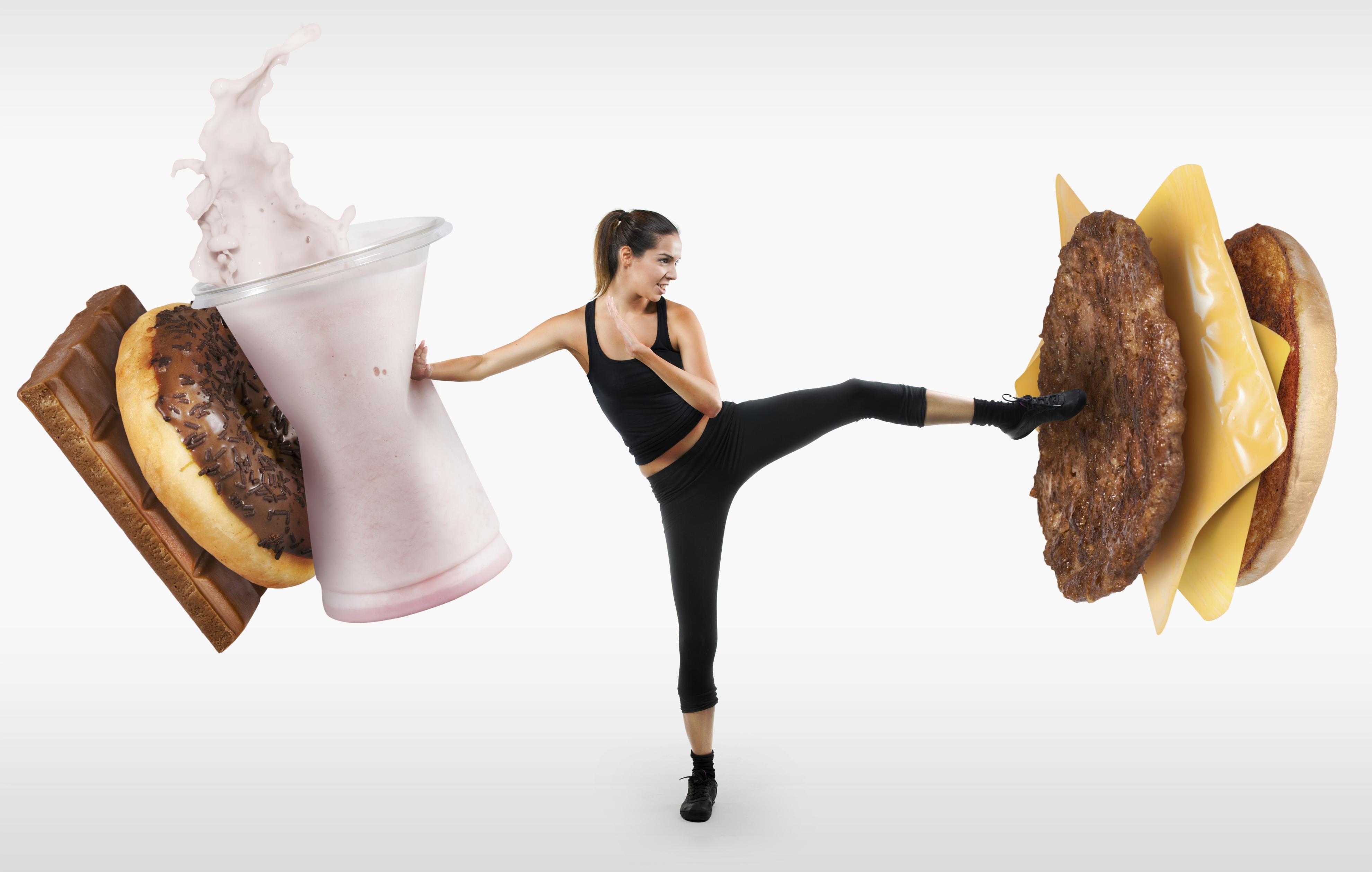 Канцерогены в пище