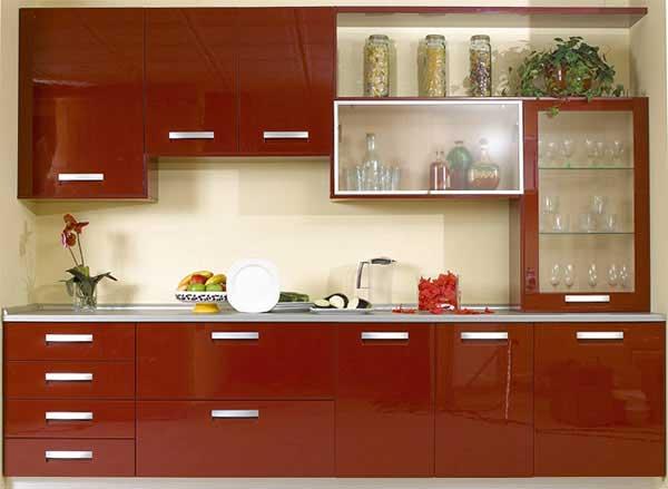 Начинка кухонных шкафов