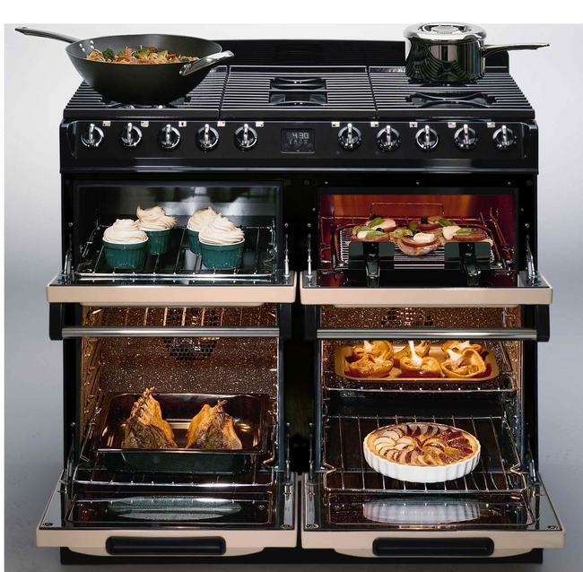 Кухонные плиты и духовые шкафы