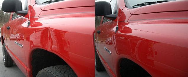 Удаление царапин сколов на автомобиле