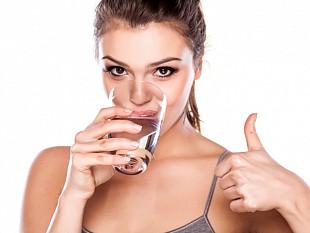 Пить воду!