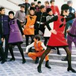 Космическая эра моды