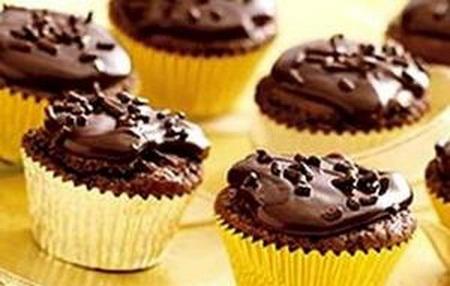 Шоко-кексы – рецепт