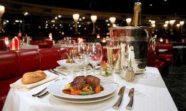 Меню для ужина во французском стиле